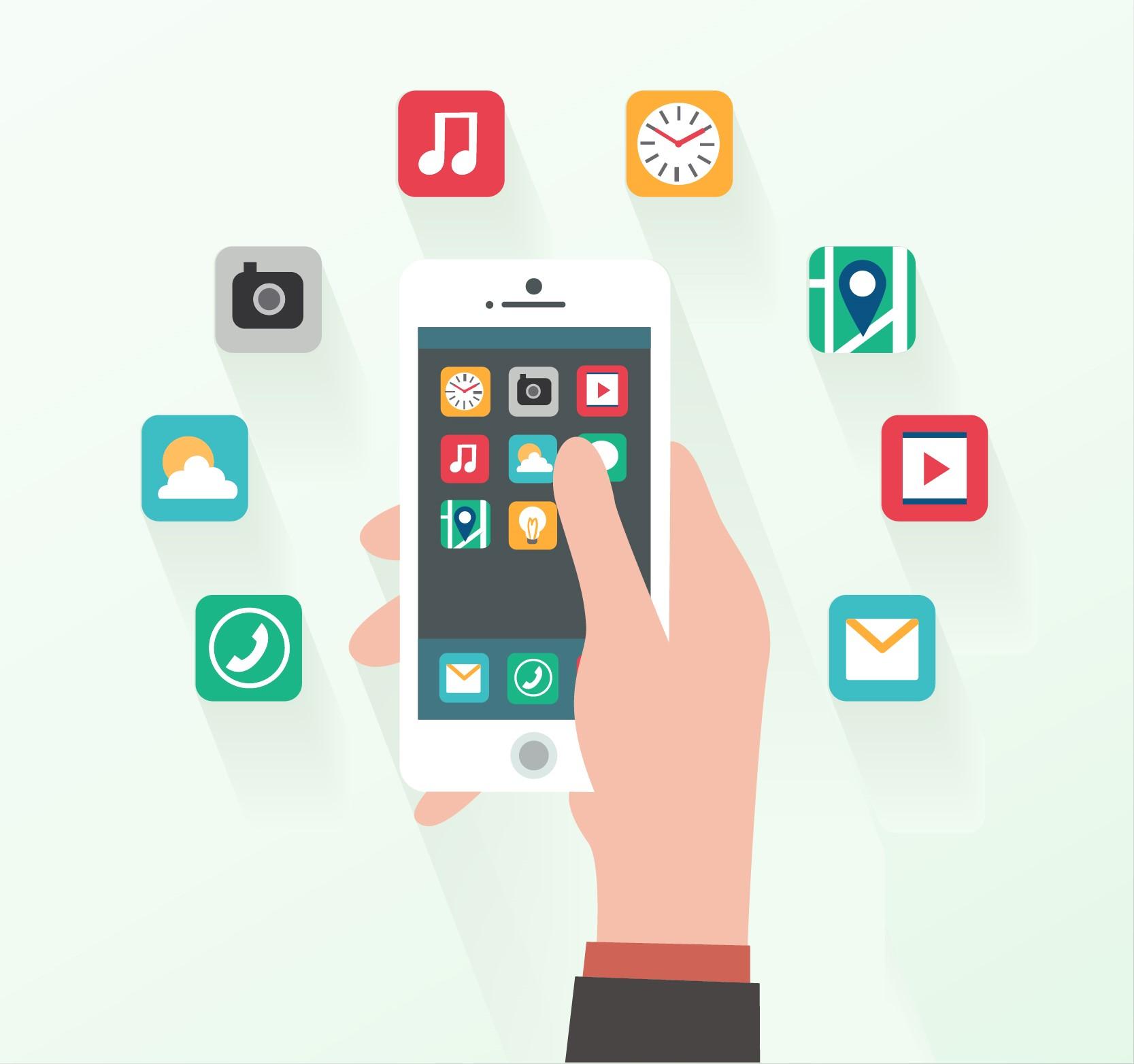 Siti Web Mobile App